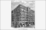 Burke Building, northwest corner 2nd Ave. and Marion St., 1891