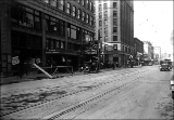 Pike St. from 3rd Ave., April 19, 1926