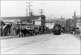 Intersection of N. 85th St. and Greenwood Ave. N., ca. 1921