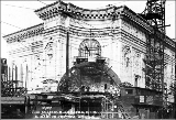 Coliseum Theatre construction, October 25, 1915