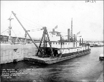 Lake Washington Ship Canal, Hiram M. Chittenden Locks, May 17, 1916
