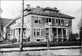 Charles J. Smith residence, ca. 1902