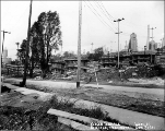 Yesler Terrace housing project construction, October 7, 1941