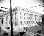 Federal Building housing the U.S. Post Office, ca. 1909