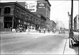 James St. from 4th Ave., ca. 1920