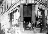 Fremont Drug Co. at 3401 Fremont Ave., ca. 1907