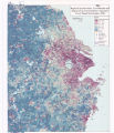 Regional Systems Index: Local Maxima and Regional City Core-Periphery Catchments Lower Yangzi...