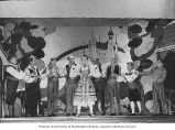 "Scene from the WPA Federal Theatre Project production ""Clown Prince"" in Seattle, 1937"