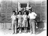Group of Agricultural Officers, Minidoka Relocation Center, ca. 1943-1945
