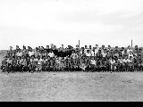 Boy Scouts, Minidoka Relocation Center, ca. 1943-1945