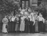 Daughters of Norway Grand Lodge Meeting, Tacoma,  July 28-29, 1917