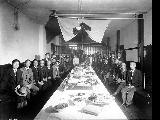 Japanese American banquet group, ca. 1918