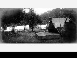 Camp site, Orcas Island, July 1907