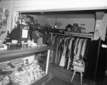 Interior of an unidentified St. Vincent De Paul store, February 1953