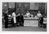 International IWW food drive in Neuwied, Germany, ca. 1910s-1920s