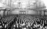 Centralia Mass Meeting, Eagle's Hall, Seattle, Washington, Feburary 10, 1929