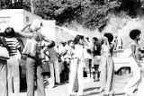 Afro-Americans at the United Construction Workers Association (UCWA) picnic, n.d.