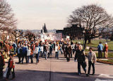 March related to the Marxist-Leninist Party, USA,  1982