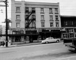 American Hotel, 520 King St., Seattle, October 16, 1957
