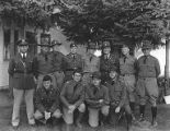 41st Infantry Division group portrait of U.S. Army chaplains, ca. 1940