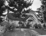 Revival style house, probably Oregon, ca. 1920s