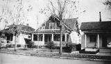 Craftsman style house, ca. 1920s