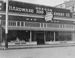 Oregon Hardware and Implement Co., ca. 1920s
