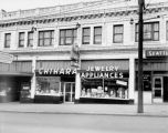 Chihara Jewelry and Appliance Store, 520 Jackson St., Seattle, ca. 1957