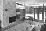 1956 Homes for Better Living Award contest for house at 16825 1st Ave NW showing view from living...