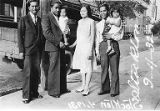 Filipino men, woman and children, San Pedro, September 4, 1932