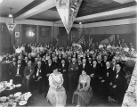 Scandinavian Brotherhood of America convention, Odin Hall, Spokane, ca. 1914
