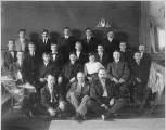 Bellingham lodge delegates, Vasa Order of America Lodges: Pacific Northwest 13, Seattle, 1912