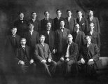 Icelandic Men's Chorus, Seattle, ca. 1910
