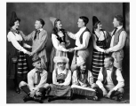 Dance group, Urania Lodge 414, Vasa Order of America, Bellingham, 1922