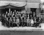 Members, Pacific Northwest Lodge 13, Vasa Order of America, Everett, 1915