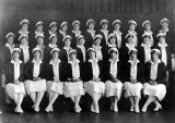 Scandinavian Fraternity of America, Seattle Lodge 61, drill team members, convention at Butte, May...