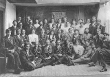 Grays Harbor Light Lodge #256 members, International Organization of Good Templars, Grays Harbor,...