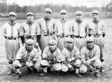 Asahi baseball team, Seattle, 1920