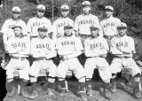 Asahi baseball team, Seattle, ca. 1912