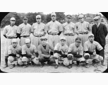 Baseball team, probably Mikado, Seattle, 1925