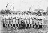 Pirates Baseball Team, Seattle, June 8, 1924