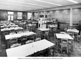 Isaacson Iron Works cafeteria, Seattle, ca. 1944