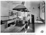Isaacson Iron Works cafeteria kitchen, Seattle, 1944