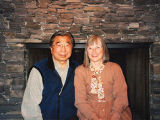 Gordon and Susan Hirabayashi, Edmonton, Alberta, Canada, April 1988