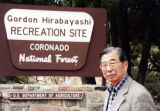 Dedication of the Gordon Hirabayashi Recreation Site, Tucson, Arizona, 1999