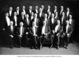 Svea Male Chorus members, Seattle, 1922