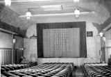 Broadway Theatre auditorium facing the projection screen shown before renovation, ca. 1940-1946