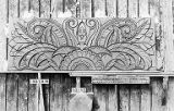Frieze pattern, Pacific Northwest Bell Telephone Company building, 208 West Yakima Ave., Yakima,...