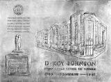 Commemorative repousse plaque for D. Roy Johnson, J. C. Penney Company, 2nd Ave. and Pike St.,...