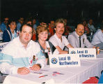 Delegates at the UFCW International Convention, circa 1990